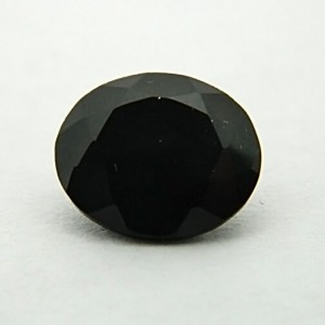 3.67 Carat Natural Black Onyx Gemstone
