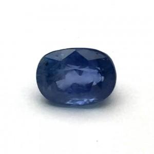 3.40 Carat Natural Ceylon Blue Sapphire (Neelam) Gemstone