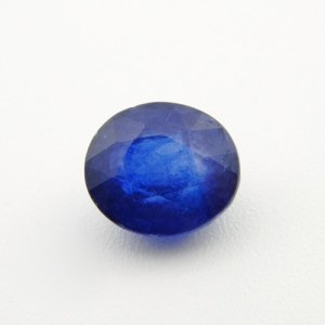 4.21 Carat Natural Blue Sapphire Gemstone