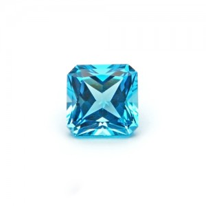 4.32 Carat Natural Blue Topaz Gemstone