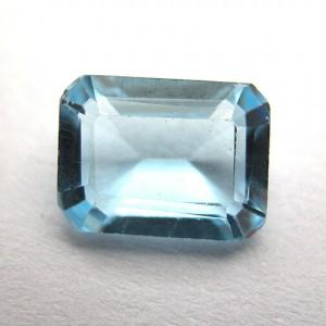1.80 Carat Natural Blue Topaz Gemstone