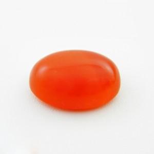 6.58 Carat Natural Carnelian Gemstone