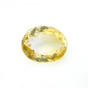 5.38 Carat Natural Citrine Gemstone