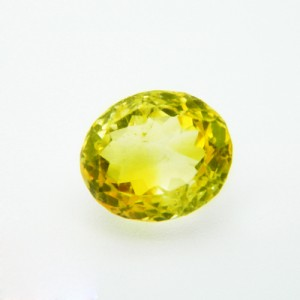 7.18 Carat Natural Citrine Gemstone