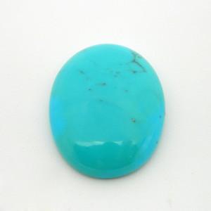 23.48 Carat Natural Turquoise (Firoza) Gemstone