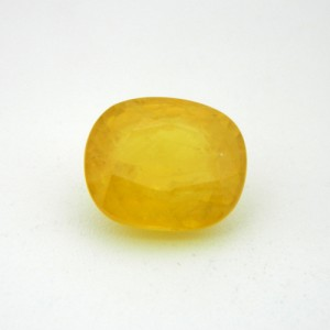 8.31 Carat Natural Yellow Sapphire (Pukhraj) Gemstone