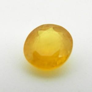 5.97 Carat Natural Yellow Sapphire (Pukhraj) Gemstone