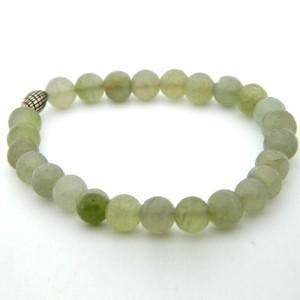 Aventurine Jade Gemstone Bracelet