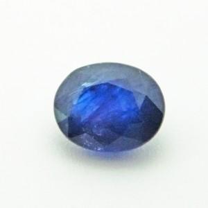 3.72 Carat Natural Blue Sapphire (Neelam) Gemstone
