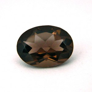6.29 Carat Natural Smoky Quartz Gemstone