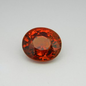 5.75 Carat Natural Hessonite Gemstone