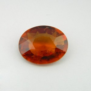 5.39 Carat Natural Hessonite Gemstone