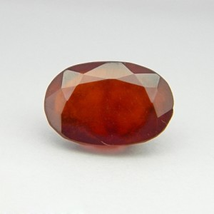 5.83 Carat Natural Hessonite Gemstone