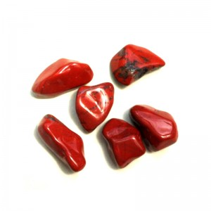 Natural Red Jasper Healing Crystal Tumbled Stones