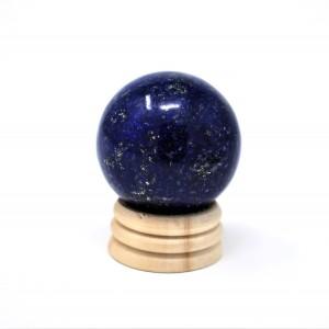 Natural Lapis Lazuli Ball