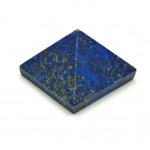 Natural Lapis Lazuli Crystal Pyramid
