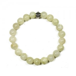 Moonstone Gemstone Bracelet