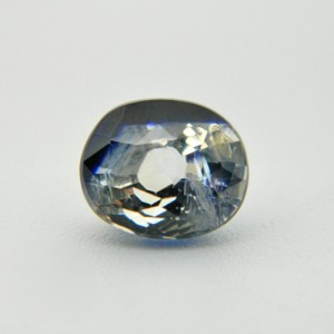 3.79 Carat Natural Particolored Sapphire Gemstone