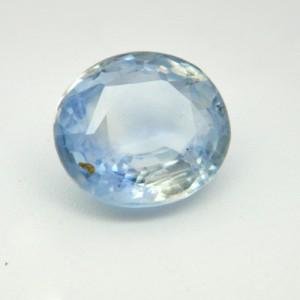 6.78 Carat Natural Particolored Sapphire Gemstone
