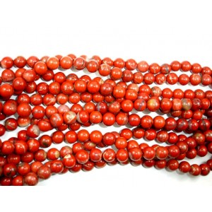 Natural Red Jasper AAA Quality Gemstone Beads String