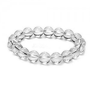 Rock Crystal Gemstone Bracelet