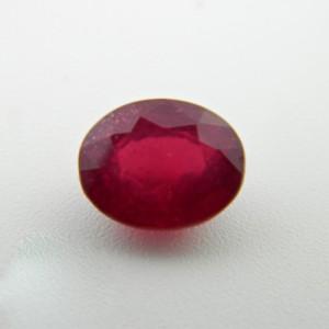 3.99 Carat Natural Ruby Gemstone
