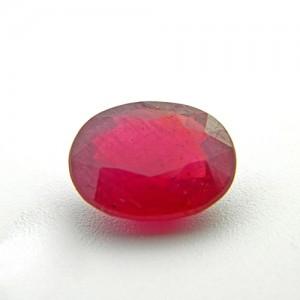 6.02 Carat Natural Ruby Gemstone