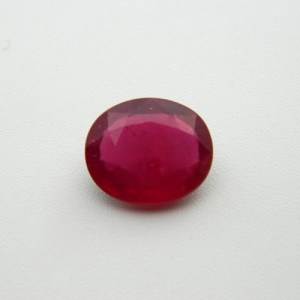 5.98 Carat Natural Ruby Gemstone