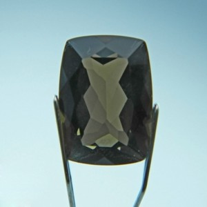 6.51 Carat Natural Smoky Quartz Gemstone