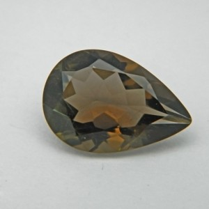 5.79 Carat Natural Smoky Quartz Gemstone
