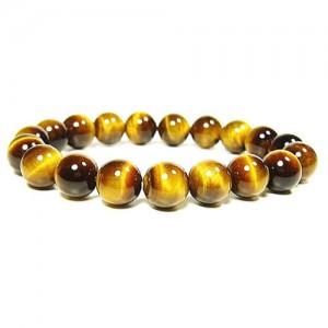 Tiger Eye Gemstone Bracelet