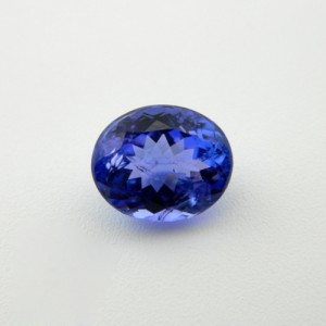3.98 Carat Natural Tanzanite Gemstone