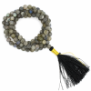 Natural Labradorite Beads String Mala