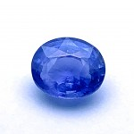 10.05 Carat/ 11.15 Ratti Natural Ceylon Blue Sapphire (Neelam) Gemstone