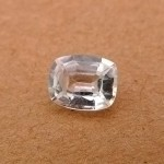 2.10 Carat Natural White Zircon Gemstone