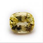 4.35 Carat/ 4.83 Ratti Natural Ceylon Yellow Sapphire (Pukhraj) Gemstone