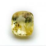 4.69 Carat/ 5.21 Ratti Natural Ceylon Yellow Sapphire (Pukhraj) Gemstone