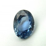 5.55 Carat/ 6.17 Ratti Natural Ceylon Blue Sapphire (Neelam) Gemstone