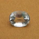 6.14 Carat/ 6.81 Ratti Natural Rock Crystal (Sphatik)