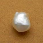 6.32 Carat/ 7.01 Ratti Natural Basra Pearl Gemstone