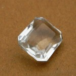 6.72 Carat/ 7.45 Ratti Natural Rock Crystal (Sphatik)