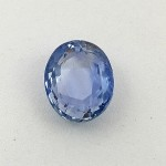 4.88 Carat  Natural Transparent Blue Sapphire (Neelam) Gemstone