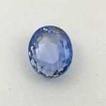 4.88 Carat  Natural Transparent Blue Sapphire (Neelam) Gemstone