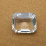 7.66 Carat/ 8.50 Ratti Natural Rock Crystal (Sphatik)