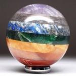 7 Chakra Healing Crystal Ball