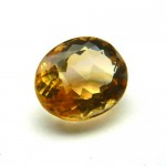 6.43 Carat Natural Citrine (Sunela) Gemstone