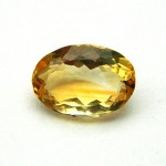 4.94 Carat Natural Citrine (Sunela) Gemstone