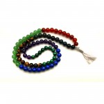 Best Quality Natural Seven Chakra Mala String
