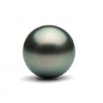 7.49 Carat/ 8.31 Ratti tahitian black pearl (Moti) Gemstone