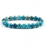 Natural Apatite Beads Bracelet